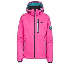 Amazon.com: Trespass Nicolette - Chaqueta de esquí para ...
