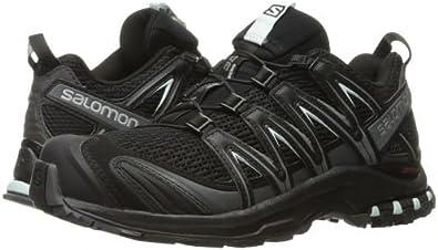 Salomon Xa Pro 3D W Zapatillas de trail para mujer, 0 Negro/imán/Fair Aqua, 6: Amazon.es: Deportes y aire libre