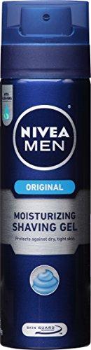 Nivea Men Hydratant Gel à raser, 7-once traîneau (Pack de 12)