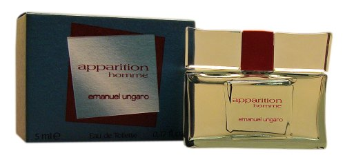 (APPARITION by Emanuel Ungaro - EDT MINI .15 oz for Men)