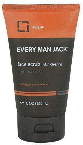 Every Man Jack Face Scrub - 9