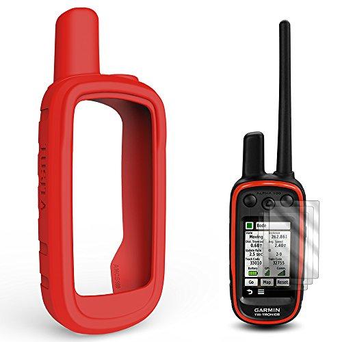 TUSITA Protective Cover for Garmin Alpha 100 Handheld GPS, S
