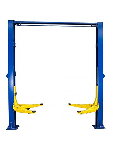 TRIUMPH NTO-10A 10000Lbs Two Post Clear Floor Lift