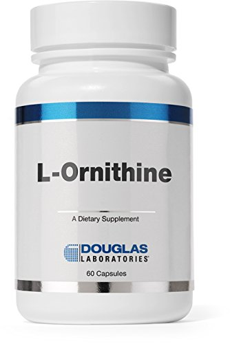 Douglas Laboratories® - L-Ornithine - Supports Wound Healing, Hormones and Gastrointestinal Functioning* - 60 Capsules