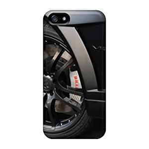 DeannaTodd For HTC One M9 Phone Case Cover Well-designed Hard Brabus Bullit Black Arrow Wheel Section Protector