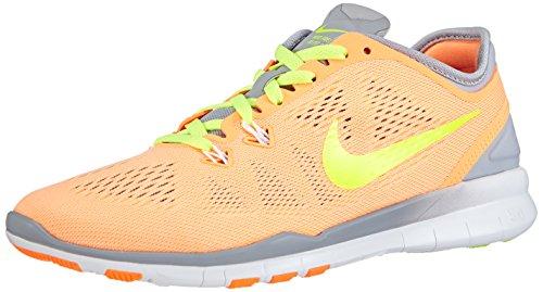 volt Nike 5 Arancione Cream wolf 5 Multisport Tr 0 Donna Indoor orange Scarpe white peach Free Grey ff4qSrO