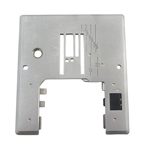 (Janome Straight Stitch Needle Plate for MC7000, 7500, 8000, and MX3123)
