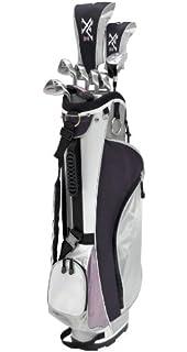Amazon.com : Pinemeadow Golf PGX Set (Driver, 3 Wood, Hybrid ...