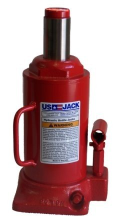 US JACK D-51126 20 Ton Bottle Jack Made In USA