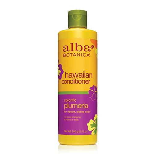 Alba Botanica, Replenishing Conditioner, Plumeria, 12 oz