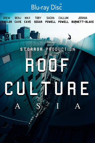 Roof Culture Asia [Blu-ray]