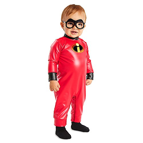 Disney Jack-Jack Costume for Baby - Incredibles 2 Red Size 3-6 -