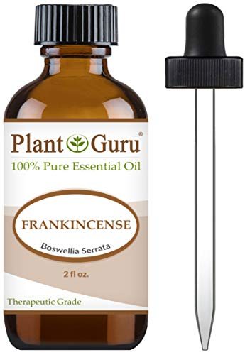 Frankincense Essential Oil 2 oz 100% Pure Undiluted Therapeu