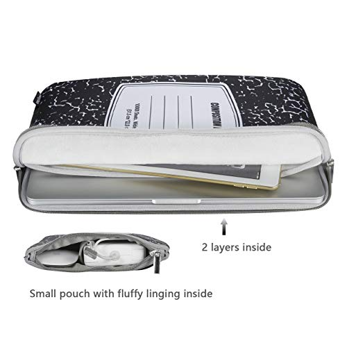 13 Inch Laptop Sleeve Bag MacBook Air 13 Inch Sleeve MacBook Pro 13 Inch Protective Neoprene Sleeve Laptop Sleeve 13 Inch Electronics Accessories Organzier Bag Carry Case (13 Inch Notebook Sleeve)