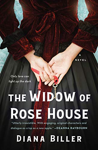 Book Cover: The Widow of Rose House: A Novel