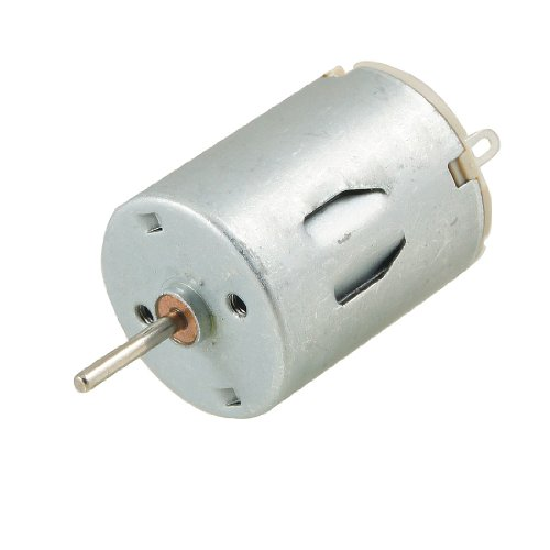 DC 6V 6300RPM 2mm Shaft Magnetic Mini Motor for DIY Toys Hobby