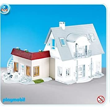 7388 playmobil neues wohnhaus erweiterung b vos. Black Bedroom Furniture Sets. Home Design Ideas