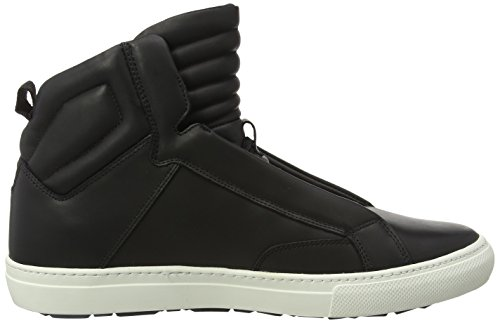 Aldo Herren Qelalle Sneaker Schwarz (Black Leather / 97)