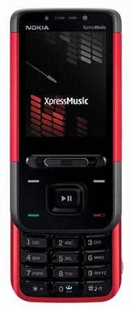 amazon com nokia 5610 xpressmusic unlocked cell phone with 3 15 mp rh amazon com