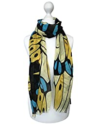 Pia Rossini - Ladies Luxury Thin Viscose Lightweight Fall Fashion Scarf Scarves