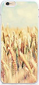 Iphone 6 (4.7) case The grain in the sunlight Stylish, slim, durable and lightweight Asas's Case