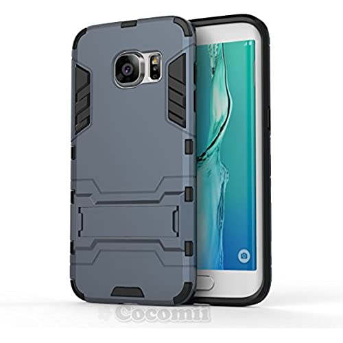Galaxy S7 Edge Case, Cocomii [HEAVY DUTY] Iron Man Case :::NEW::: [ULTRA WAR ARMOR] Premium Shockproof Kickstand Bumper [MILITARY Sales