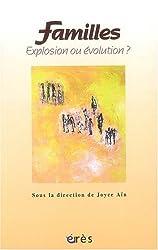 Familles, explosion ou évolution ?