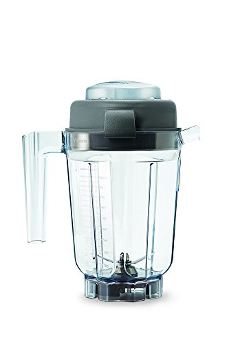 Vitamix VM0137 Mini Wet Container with Tamper, 0.9 Litre