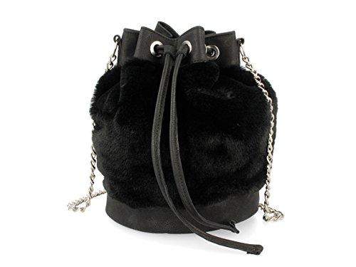 y Bolsos para De Mujer 41106 Marca Mujer GIOSEPPO Bolsos Negro para Hombro Shoppers de Negro Hombro Y GIOSEPPO Shoppers Modelo Color Negro dCwHaHq5y