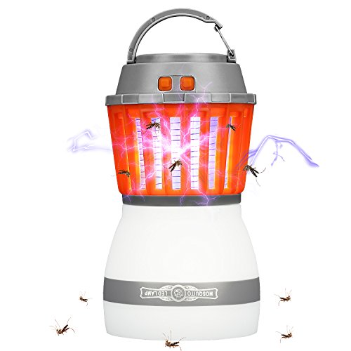 Lights & Lighting Gentle Portable Outdoor Camping Light Bulb Usb Charging Led Mosquito Killer Lamp Waterproof Repellant Pest Insect Pest Control Tools Be Novel In Design