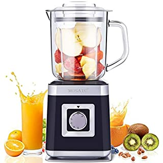 Juice Blender , MOSAIC Small Juice Maker with 28 oz (0.8L) Glass Container