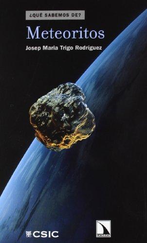 Descargar Libro Meteoritos Josep María Trigo Rodríguez
