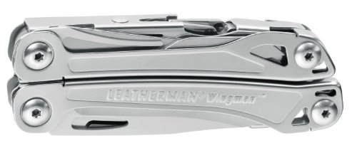 037447122989 - Leatherman - Wingman Multi-Tool, Stainless Steel carousel main 3