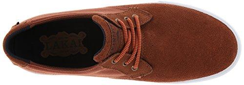 Lakai Mj - Zapatillas de skateboarding Hombre Marron (Copper Suede)