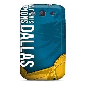 Galaxy S3 Cases Covers Skin : Premium High Quality Dallas Mavericks Cases