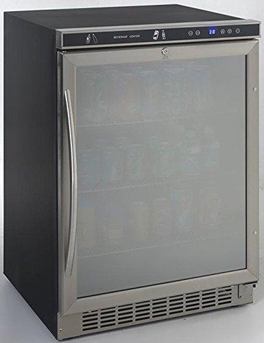 Avanti BCA5105SG-1 Beverage Cooler, 5.3 cu. ft, Stainless Steel ()