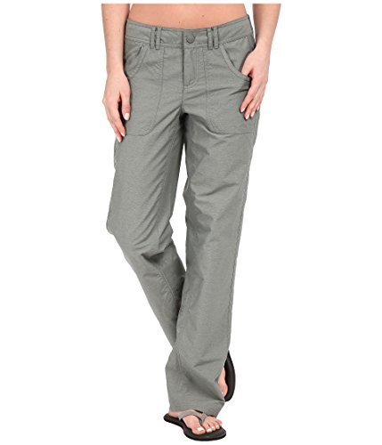 The North Face Women's Horizon 2.0 Pants Sedona Sage Grey 6 X 32