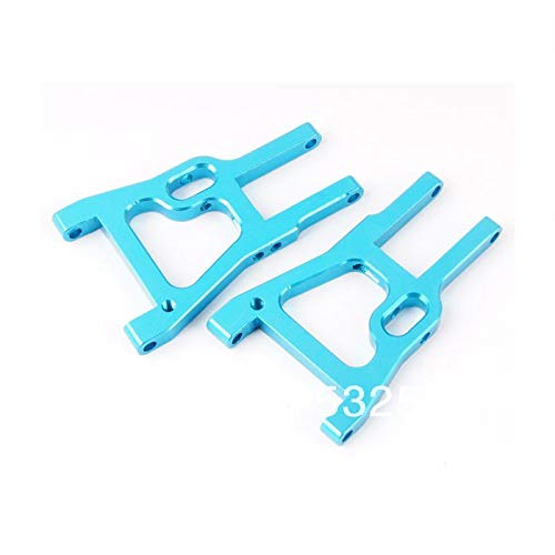 Front Sus Arm - Part & Accessories 102019 (02161) Upgrade Spare Parts For 1/10 R/C Model Car Blue Aluminum Front Lower Sus Arm 102019B