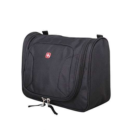 SwissGear Hanging Toiletry Kit Black
