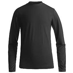 Watsons Boys Brushed Microfiber Long Sleeves Base Layer Top (Large)