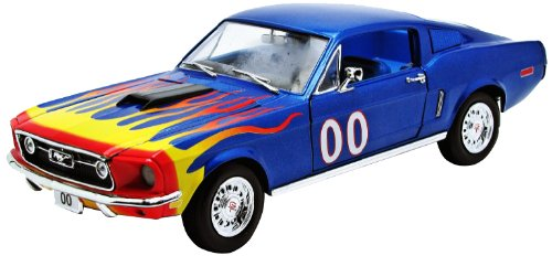 """TOMY 1968 Cooter's Ford Mustang GT #00 From """"The Dukes of..."""