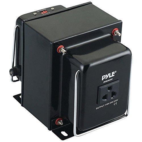 PYLE PVTC2020U Step Up & Step Down Voltage Converter Transformer (2000 Watt) electronic consumer