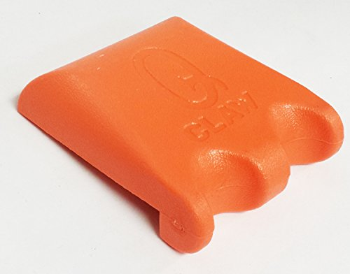 (Q Claw 2 Cue Holder Orange)