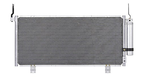 Automotive Cooling Brand A/C AC Condenser For Mitsubishi Galant 3238 100% Tested