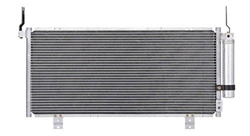 Mitsubishi Galant Ac Condenser Cooling (AC A/C CONDENSER FOR MITSUBISHI FITS GALANT 2.4 3.8 L4 4CYL V6 6CYL 3238)