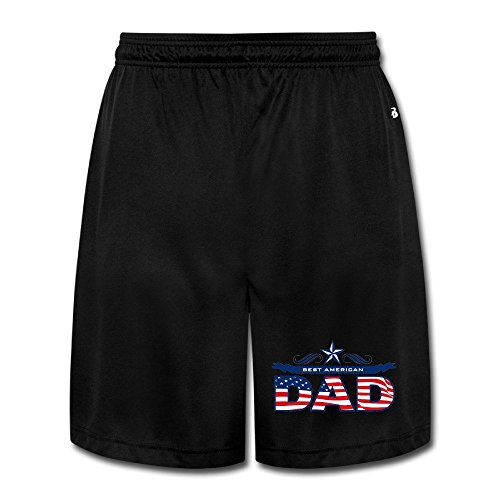 Father's Day Performance Shorts Sweatpants Men's Short Drawstring - Hills Card Beverly Shop