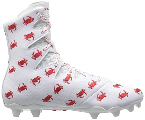Shoe M Lacrosse Red Edition Men's Under 161 Limited Armour Highlight C White q7Fxa48