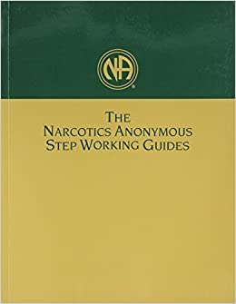 Worksheets Narcotics Anonymous 12 Steps Worksheets narcotics anonymous step working guides 9781557763709 medicine guides