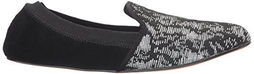Slipper Black Green Lucca Women's Daniel qtBSR4w
