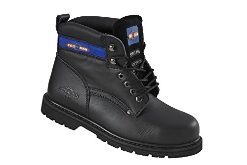 Rock Fall pm9401 a 10 botas de seguridad – negro